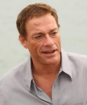 Let's All Attempt to Decipher Jean-Claude Van Damme!