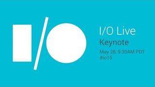 Watch the Google I/O 2015 Keynote Here