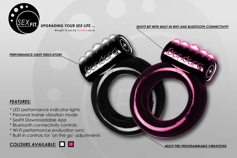 How Fit Is Your Dick, Exactly? The SexFit Ring Knows All the Answers