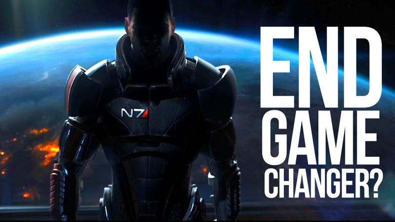 BioWare Is Working on a Modified Mass Effect 3 Ending