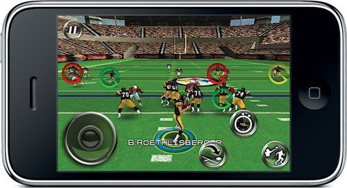 Madden iPhone Micro-Review: The Biggest Small-Time Football