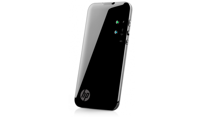 HP's Tiny Pocket Playlist Records Hulu or Netflix Video Then Shares It via Wi-Fi