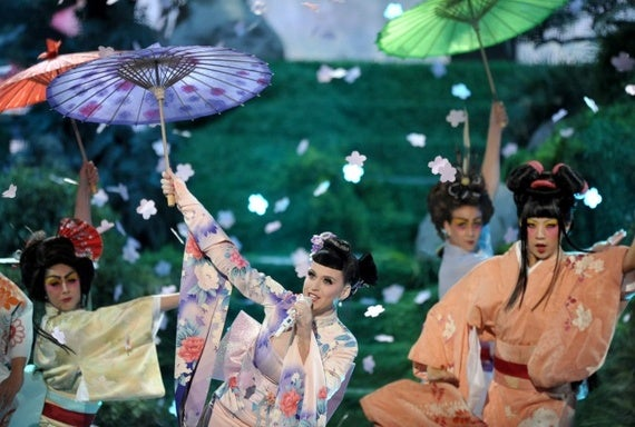 Dear Katy Perry: A Cheongsam Is Not A Kimono