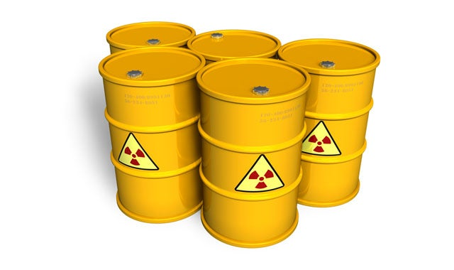Tennessee To Be the Proud Owner of 1000 Tons of Radioactive German Waste