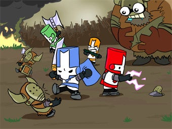 900,000 Castle Crashers And Counting