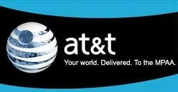AT&T to Start Scanning Their Network for Pirated Material