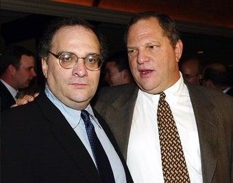Ron Burkle, The Weinsteins Gunning For Miramax