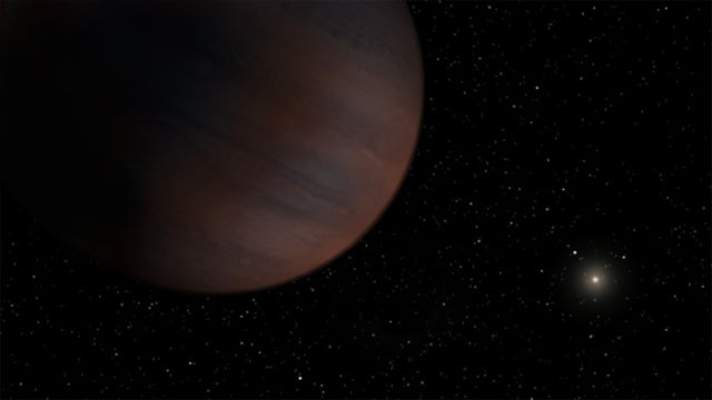 The coldest brown dwarf ever discovered is colder than boiling water