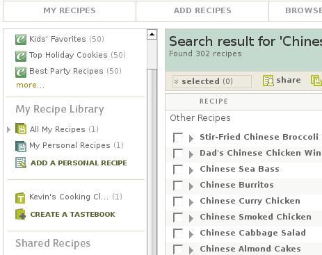 Create Custom Cookbooks with TasteBook