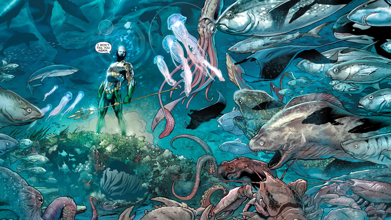 If I Was DC, I'd Hire James Cameron To Write Aquaman