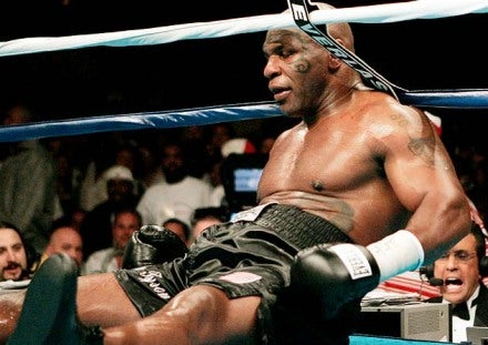 Mike Tyson's Rub Out