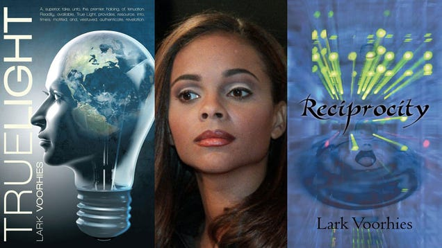 Lark Voorhies light