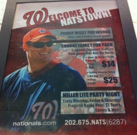 Former National Still Hiding Out In the Women's Bathroom