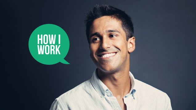 How I Work: Jimmy Soni, Managing Editor of the Huffington Post
