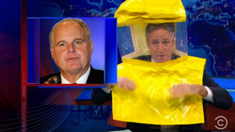 A Very Funny Reminder That Limbaugh Has Always Been a Terrible, Terrible Person