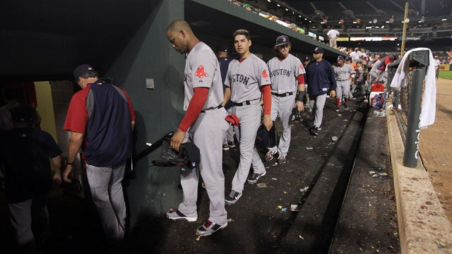 Pitchers Hooked On Beer, Fried Chicken, And Video Games! Francona On Pills! The Boston Globe's Version Of The 2011 Red Sox Collapse