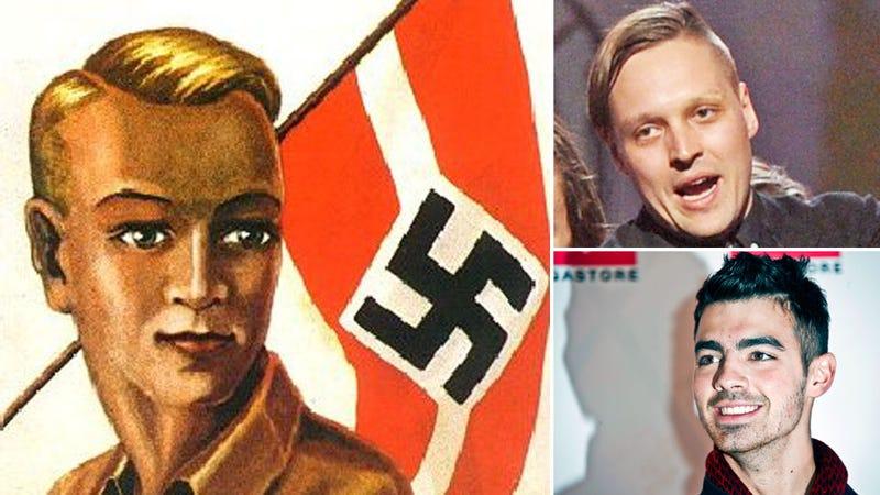 'Hitler Youth' Hairdo So Hot Right Now