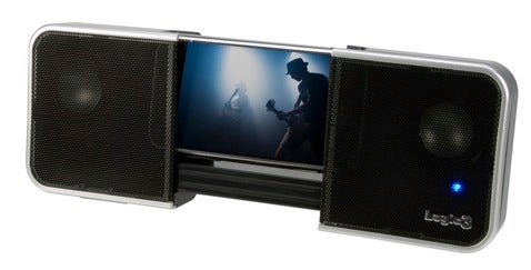 Logic3 First Out with iPhone-Dedicated Speaker System