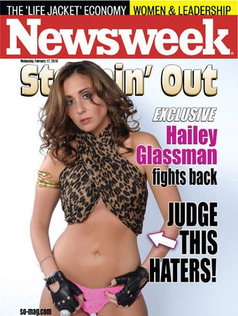 How to Save Newsweek (According to the Editor of Trashy Rag Steppin' Out)
