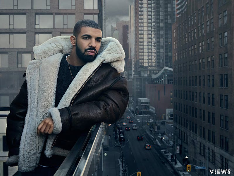 Drake Looks Like He's About To Run A Heist In GTA V