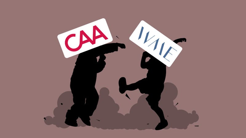 Why Is Talent Agency WME So Obsessed With Rival CAA?