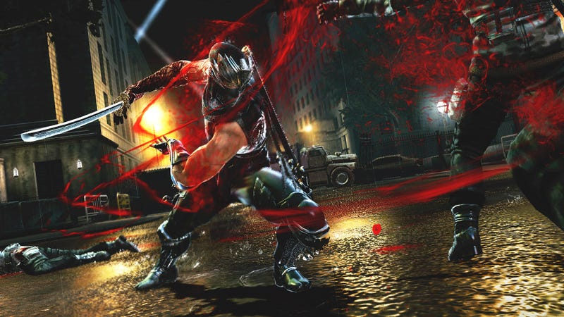 Ninja Gaiden 3 Screen Shots