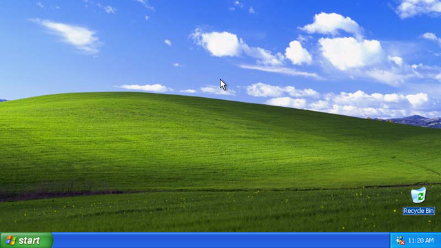 A Decade On, Windows XP Is Still the World's Most-Used Desktop OS