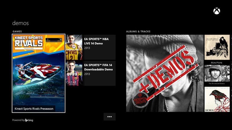 How To Find Demos On Xbox One