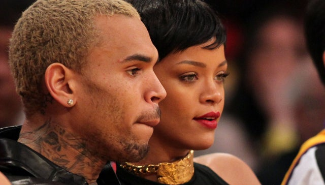 Rihanna Confirms That She and Chris Brown Are Back Together, But Swears 'It's Different Now'
