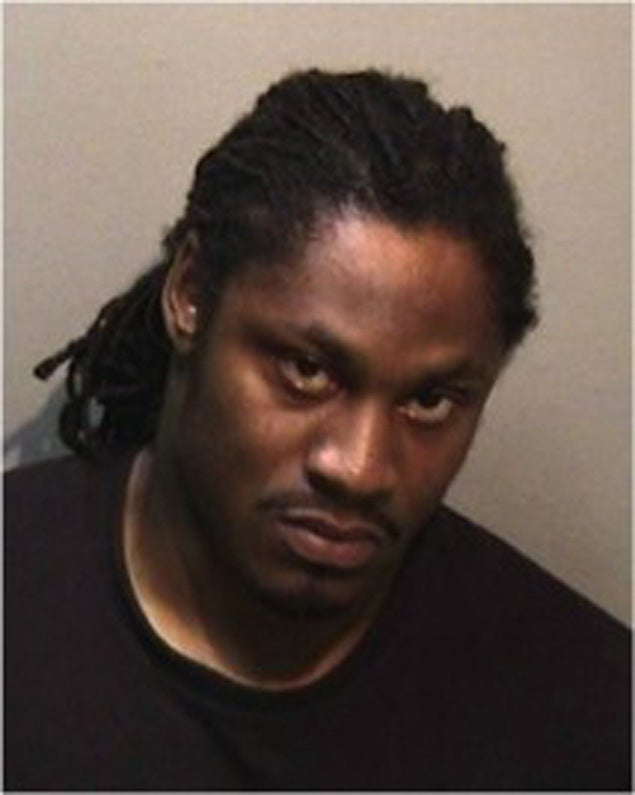 Here Is The Mug Shot From Marshawn Lynch's DUI Arrest