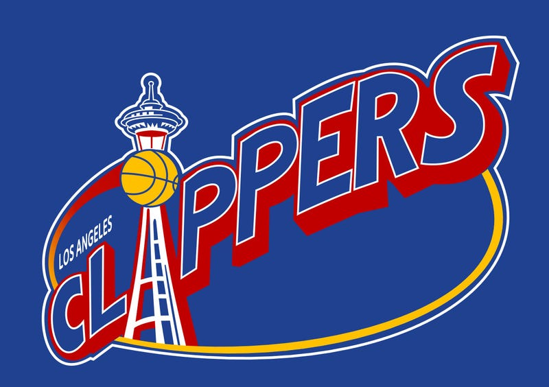 29 New, Ballmer-Friendly Logos for the LA Clippers