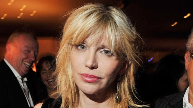 Courtney Love Claims Her Cat Was Killed By A Mountain Lion, Not Her Hoarding Problem