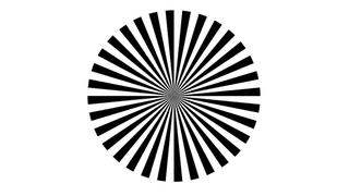 Esta ilusión óptica muestra tus propias ondas cerebrales