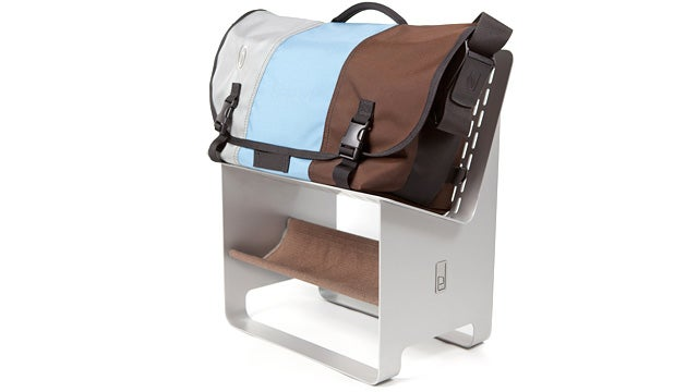 Your Bag Does Not Need, or Deserve, Its Own Chair