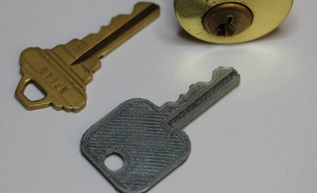 How to Print Keys to Any Lock