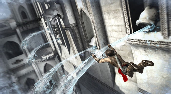 Prince of Persia: The Forgotten Sands Review: Help Yourself