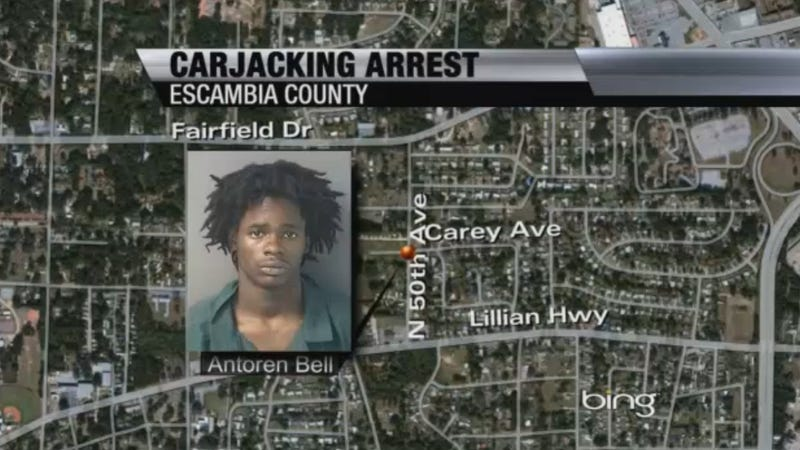 Teen's Carjacking Attempt Foiled by Inability to Drive Stick