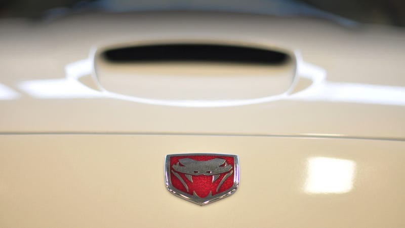 2013 SRT Viper slithers free of Dodge name