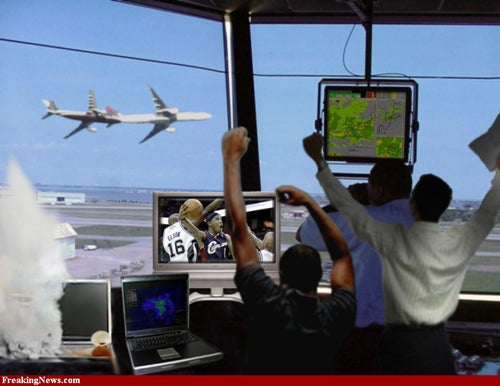 Air Traffic Controllers are Making a Lot More Mistakes These Days