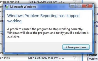 Best Windows Error Ever May Rip Time-Space Continuum, Destroy Reality
