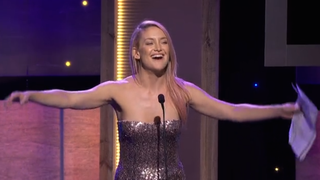 Kate Hudson's Impersonation of Matthew Mc