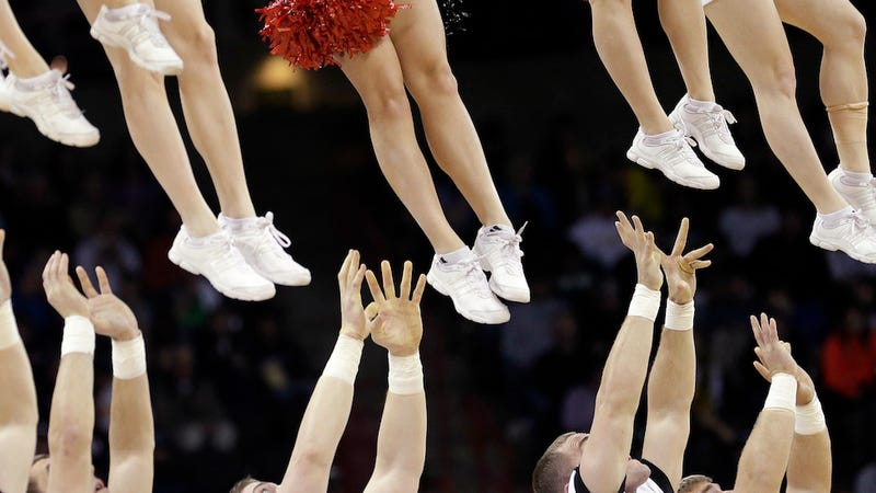 American Medical Association Officially Declares Cheerleading a Sport