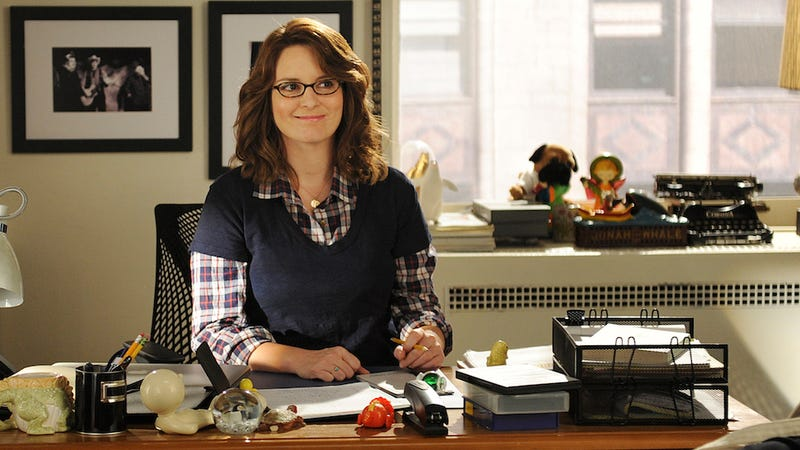 Tina Fey Sells Pilots Faster Than You Can Say 'Werewolf Bar Mitzvah'