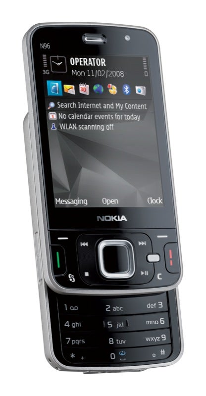 The Nokia N96 Super Cellphone is Official: Gallery and Specs Here