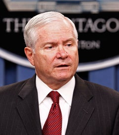 Robert Gates Calls Out Wikileaks
