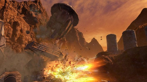 Red Faction: Guerrilla Builds On Wrecking Crew Mode With Update