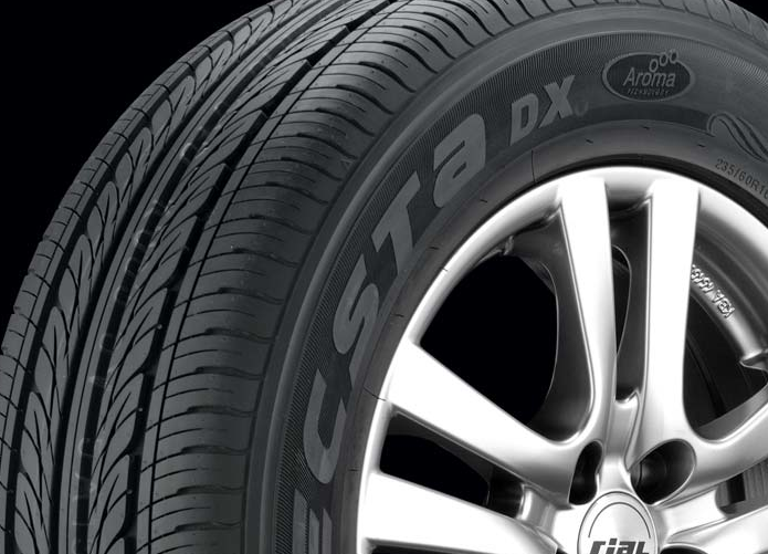 Kumho's Lavender-Scented Tires Go By the Name of Ecsta DX; Probably Answer to the Name 'Pointless'