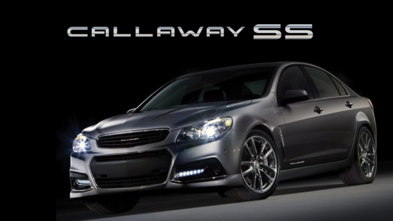 Callaway SS - Now Available