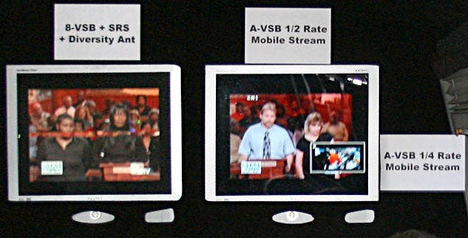 NAB07: Samsung Demos A-VSB TV Everywhere, Still Nothing On