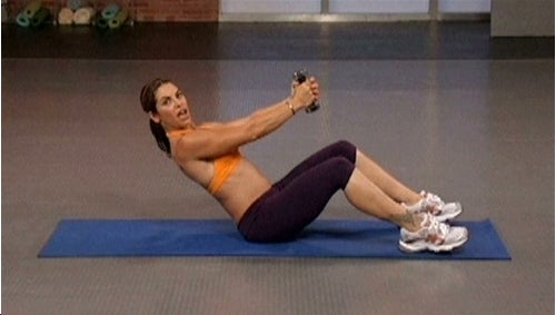 Jillian Michaels' Poor Form Is The Biggest Loser